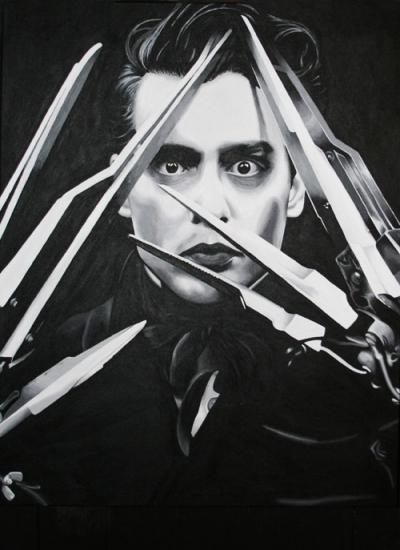 Johnny Depp par submit